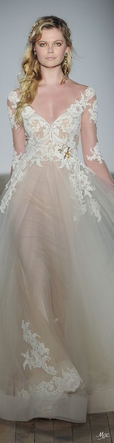 Spring 2018 Bridal JLM Couture