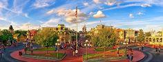Magic Kingdom - Florida's Best Theme Park. Must do.