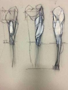 Leg work. Michael Mentler.