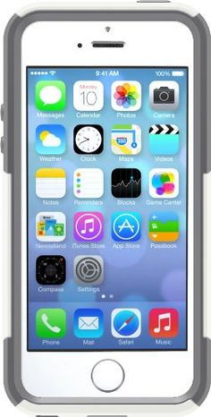 OtterBox [Commuter Series] Apple iPhone 5 & iPhone 5S Case - Retail Packaging Protective Case for iPhone - Glacier OtterBox http://www.amazon.com/dp/B00974L4D2/ref=cm_sw_r_pi_dp_y7Zfvb0V30PC1