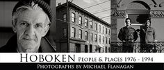 """Now on view in the main gallery, """"Hoboken People & Places, 1976-1994: Photographs by Michael Flanagan,"""" shows Mom & Pop shops, neighbors chatting on stoops, political activists, and the crumbling waterfront piers in crisp black and white. The exhibition also includes festival and political posters, t-shirts and video footage from the period, including the critically acclaimed """"Delivered Vacant,"""" Nora Jacobson's sensitive documentary showing the personal consequences of gentrification."""