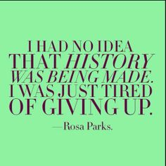 essay on rosa parks my story