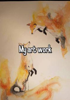 """My art work"""