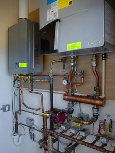 a rinnai tankless water heater and boiler that service - Rinnai Water Heater