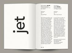 JET page/ magazine