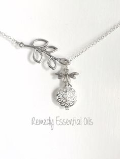 A personal favorite from my Etsy shop https://www.etsy.com/ca/listing/258770508/branch-connector-aromatherapy-necklace