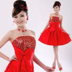 Chromophous-short-design-exquisite-sequin-pleated-tube-top-satin-bridesmaid-dress.jpg (800×800)
