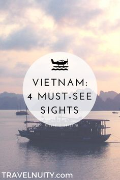 Vietnam is a beautiful country. When you visit, you can't miss out on seeing these 4 must-see sights, which make for a great 2 week itinerary.