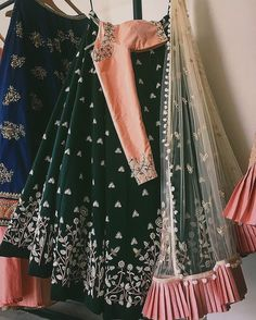 Indian Designer Outfits, Indian Outfits, Indian Clothes, Designer Dresses, Wedding Lehenga Designs, Designer Bridal Lehenga, Latest Bridal Dresses, Bridal Outfits, Wedding Dresses