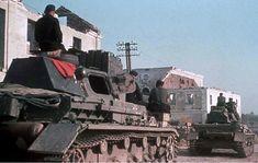 Pz.Kpfw. IV Ausf. F1, Russia?, 21 June 1941
