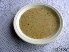 Vločková polévka se zeleninou - obrázek č. 1