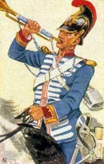 Sächsische Kavallerie 1870/71