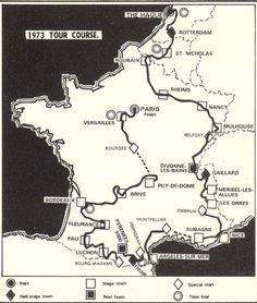 Bildresultat för tour de france 1973