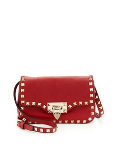 VALENTINO Studded Mini Crossbody Bag