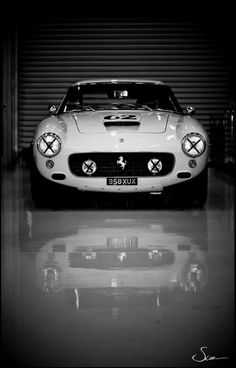 Ferrari 250 SWB Love this coupe!