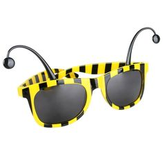 Dr Tom's Child's Bumblebee Glasses - Let's Party With Balloons