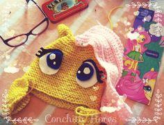 Fluttershy crochet