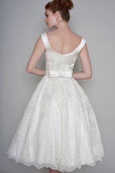 LouLou Bridal Wedding Dress LB192 Sylvie