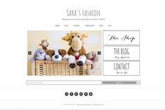 Ecommerce Wordpress Theme by Theme Fashion on @creativemarket