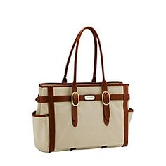 Gallery of Stylish Women's Laptop Bags: Coakley Everyday Tote - Tweed