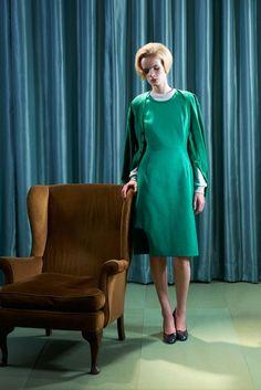 The Look: Peter Jensen Resort 2013 inspired by Tippi Hedren