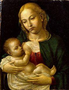 Madonna del Latte di Donato dei Bardi