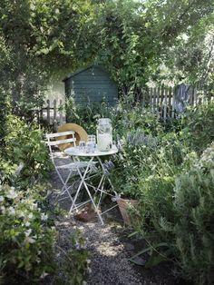 En trädgårdsdröm | Daniella Witte | Bloglovin'