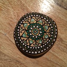 Hand painted stones, hand painted rock, stones, henna painted stones, mandala rocks, mandala stones