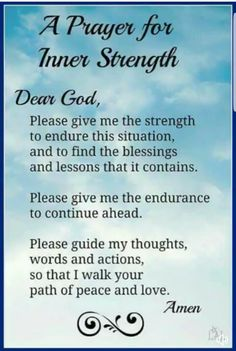 Prayer for inner strength bible prayers, strength prayer quotes, prayers for strength and healing Prayer Scriptures, Bible Prayers, Faith Prayer, My Prayer, Healing Prayer, Prayer Board, Prayer Ideas, Prayer For Peace, Prayer Room