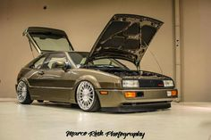 Classic Car News Pics And Videos From Around The World Volkswagen, Vw Corrado, Vw Scirocco, Dream Machine, Garage Design, Dream Garage, Cars And Motorcycles, Vintage Cars, Classic Cars