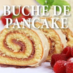 Chefs Carla Hall and Clinton Kelly teamed up to make a delicious and amazing Buche De Pancake recipe for the C + C Food Factory segment on The Chew today.