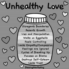 The difference between healthy love vs unhealthy love and what they mean in our relationships. What kind of relationship are you in? Mental And Emotional Health, Emotional Abuse, Mental Health Awareness, Emotional Intelligence, Relationship Psychology, Relationship Advice, Psychology Memes, Trauma, Ptsd