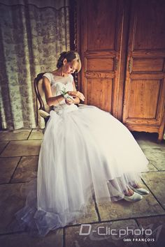 Photo de mariage rétro