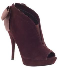 Fall's most alluring shoe color. Buy it here