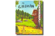 An Garbhán - the excellent Irish Language translation of 'The Gruffalo'