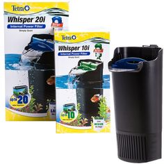 Tetra Tetra Whisper In-Tank Power Filter Aquarium Supplies, Salt Water Fish, Online Pet Supplies, Fish Tank, Whisper, Filters, Animal, Pets, Board