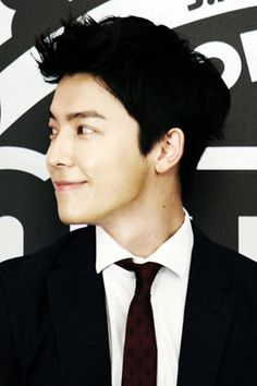 My handsome man. Lee Donghae.