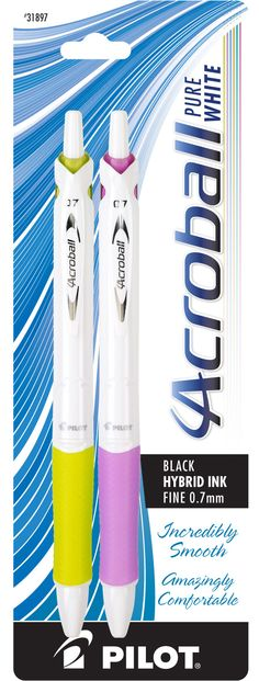 2 Count Acroball Pen (Set of 6)