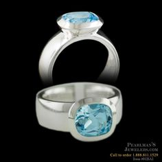 Bastian Inverun Sterling silver ring by from Pearlman's Jewelers