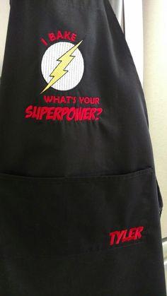 Superpower apron 091816