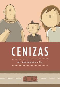 Cenizas. Cómic de Álvaro Ortiz.