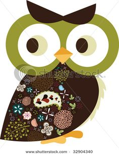 Another owl project for me. Hoot. Hoot.