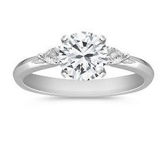 Pretty engagement ring :)