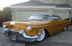 57 Cadillac Custom