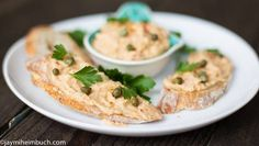 This simple spread boasts a surprisingly complex flavor that is sure to please everyone.