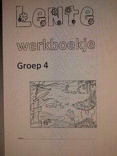 Een werkboekje met verschillende taal- en rekenopdrachten voor groep 4. Het geheel in het thema Lente. Te downloaden van digischool.