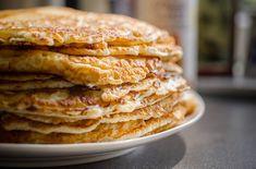 Die Erdäpfel Palatschinken sind eine einfache Hausmannskost. Ein rasches, schnelles Rezept das man ausprobieren sollte. #palatschinke #pfannkuchen #erdäpfel