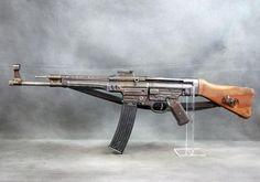The StG 44 (abbreviation of Sturmgewehr 44)