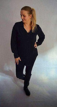Fashion Inspiration XL: Kobieta w czerni
