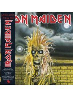 Iron Maiden por Iron Maiden Heavy Metal LP $22.99 (euros) en EMP... Europe´s Rock Mailorder No.1 : La más grande venta por correo de Merchandising Oficial Musica Metal / Hard rock / Heavy / Ropa Gótica / Militar/ Lolita / Punk Style .. y mucho más